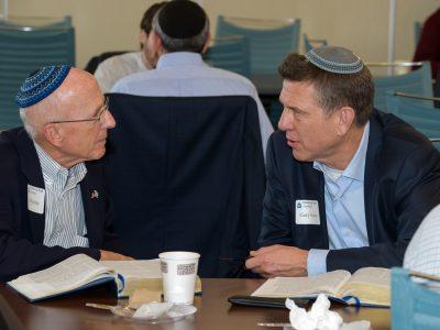 Bill Heller and Gary Gross